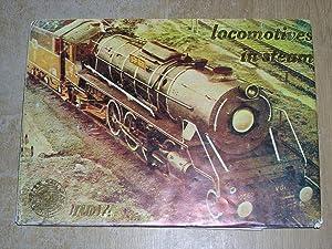 Indian Railways Locomotives In Steam: R R Bhandari