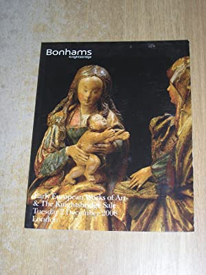 Bonhams Knightsbridge Early European Works Of Art