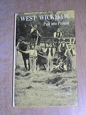 West Wickham: Past Into Present: Patricia Knowlden &