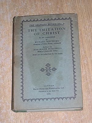 The Imitation Of Christ In The Translation: Dom Roger Hudleston
