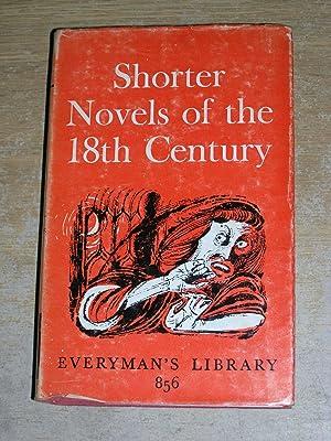 Shorter Novels Of The 18th Century: The: Samuel Johnson, Horace