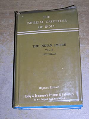 The Imperial Gazetteer Of India: The Indian