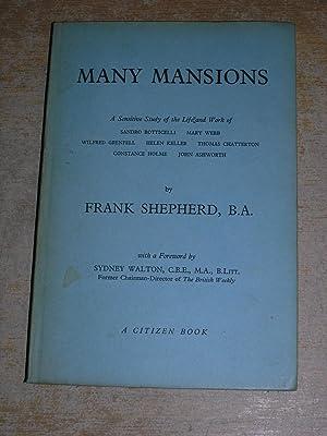 Many Mansions: Frank Shepherd