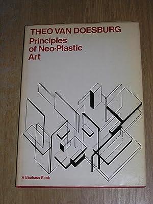 Principles Of Neo Plastic Art: Theo Van Doesburg