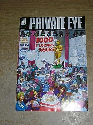 Private Eye No 1000 Friday 21 April