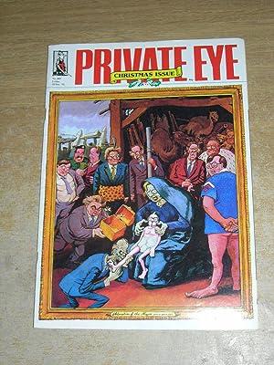 Private Eye No 809 Friday 18 Dec