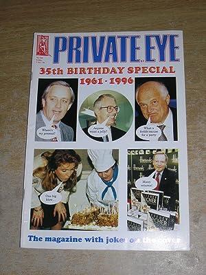 Private Eye No 910 Friday 1 Nov