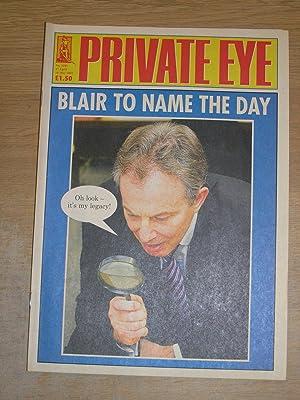 Private Eye No 1183 27 April -