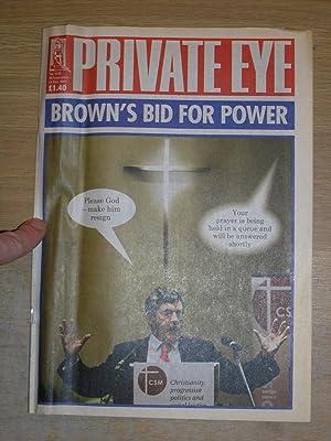 Private Eye No 1142 30 September -