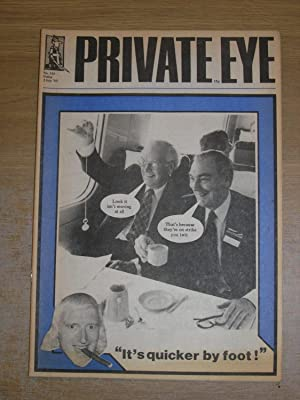 Private Eye No 535 Friday 2 July