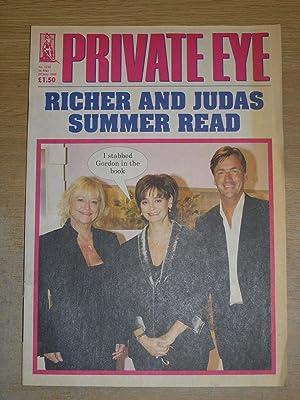 Private Eye No 1210 16 May -