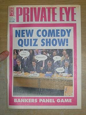 Private Eye No 1230 20 February -