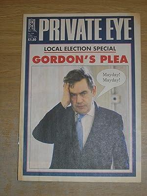 Private Eye No 1209 2 May -