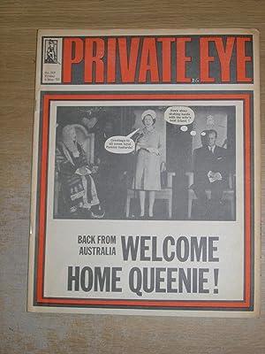 Private Eye No 219 Friday 8 May
