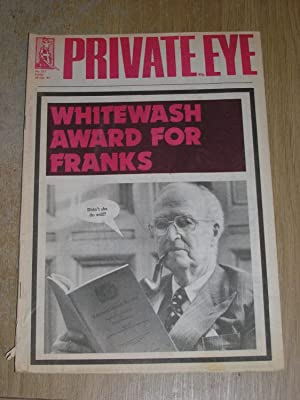 Private Eye No 551 Friday 28 January