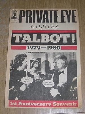 Private Eye No 490 Friday 26 September