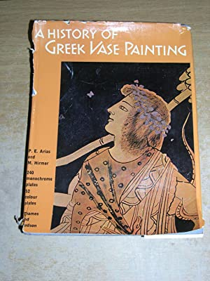 A History Of Greek Vase Painting