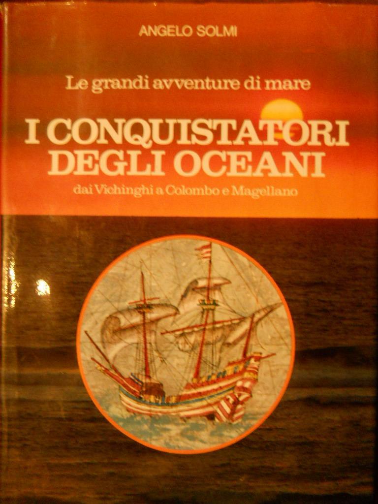 Magellano Copertina rigida