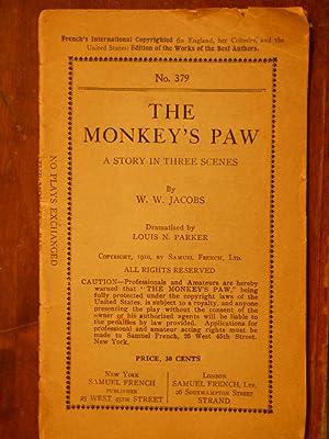 The Monkey's Paw: A Story in Three: JACOBS, W.W.
