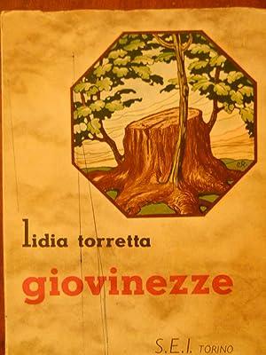 GIOVINEZZE. RACCONTO CONTEMPORANEO: Marconcini Torretta, Lidia