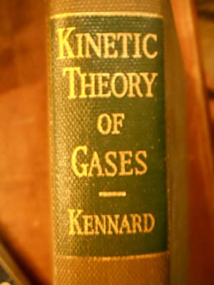 Kinetic Theory of Gases With an Introduction: Kennard, Earle H.