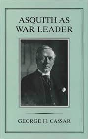 Asquith as War Leader
