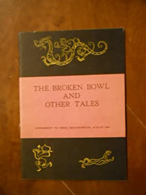 THE BROKEN BOWL AND OTHER TALES. SELECTED: CHANG KUANG-YU