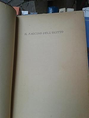 IL FASCINO DELL'EGITTO: Marinetti, Filippo Tommaso