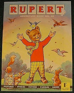 Rupert Adventure Book No. 46: No author Stated