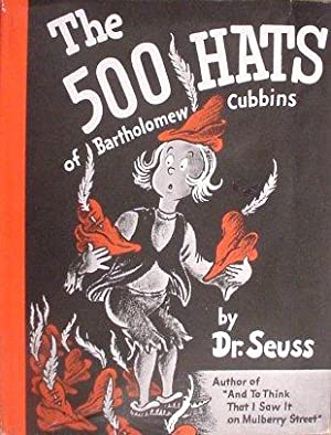 The 500 Hats of Bartholomew Cubbins: Seuss ,Dr
