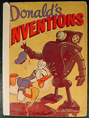 Donald's Inventions ( Donald Duck )