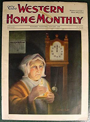 The Western Home Monthly January 1926: magazine- McClung,Nellie L