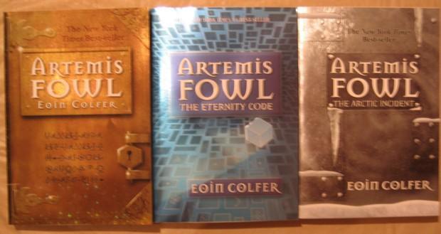 Artemis Fowl The Criminal Mastermind Collection Books 1 3 Box