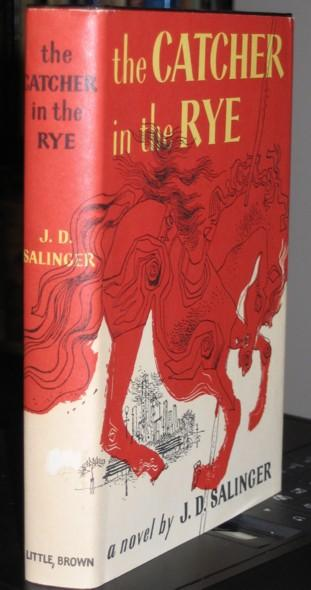 The Catcher In The Rye Book Of The Month Club 60th Anniversary