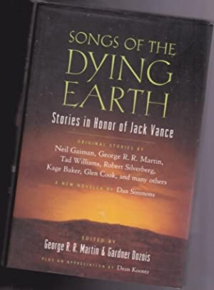 Songs of the Dying Earth: Stories in: Martin, George R.