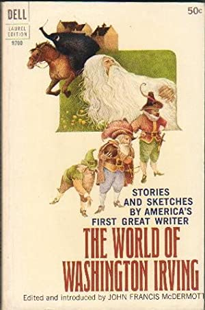 The World of Washington Irving .Rip Van: McDermott, John Francis