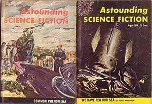 Astounding Science Fiction August & September 1958: Campbell, John W.