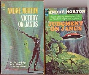 "Janus Series: ""Judgment on Janus"" .with ""Victory: Norton, Andre (Norton,"