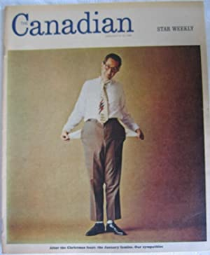 The Canadian Magazine, January 8 - 15, 1966 - Cancer, Canada's First Big Birthday Bash 1927, ...