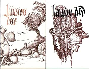 Illusion One and Two: Fable, Fantasies and Metafication - Two Volume Soft Cover Set - The Steps, ...