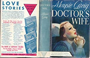 "Doctor's Wife - by the Author of ""Professional Lover"" & ""Castle in the Air&..."