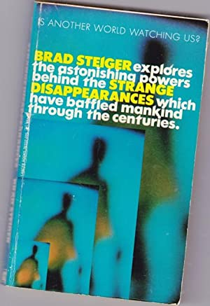 Strange Disappearances