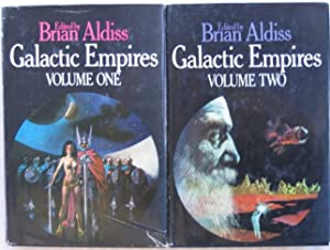 Galactic Empires - Vol. One; Vol. Two;: Aldiss, Brian (ed)