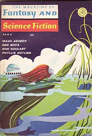 The Magazine of Fantasy and Science Fiction: Ferman, Edward L.(ed),