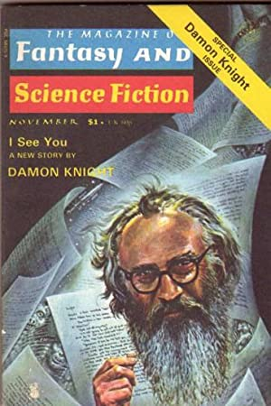 The Magazine of Fantasy and Science Fiction: Ferman, Edward L.