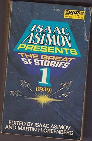 Isaac Asimov Presents The Great Science Fiction: Asimov, Isaac (ed)