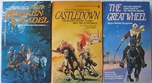 The Tredana Trilogy: book one (1) - The Broken Citadel; book two (2) - Castledown; book three (3) -...