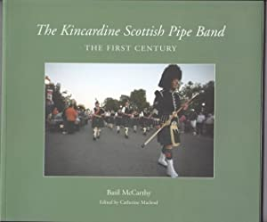 The Kincardine Scottish Pipe Band : The: McCarthy, Basil; edited