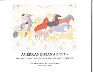 American Indian Artists: The Avery Collection and: Marion Koogler McNay