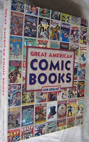 Great American Comic Books: Goulart, Ron